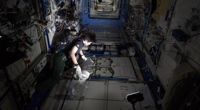 L+200 – Teil 1: Die letzten Stunden an Bord der ISS