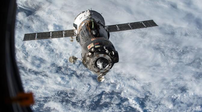 L+200 – Teil 5: Nun verlassen wir die ISS wirklich…